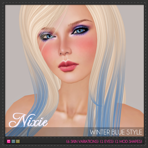 Nixie-Light-Winter-Blue