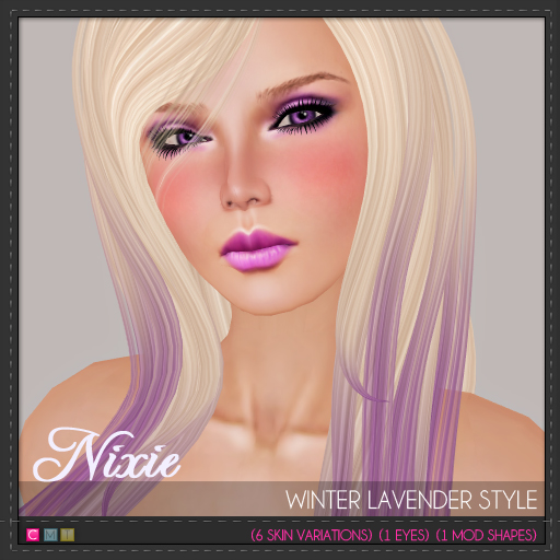 Nixie-Light-Winter-Lavender